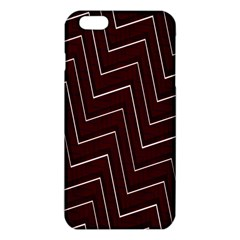 Lines Pattern Square Blocky Iphone 6 Plus/6s Plus Tpu Case by Simbadda