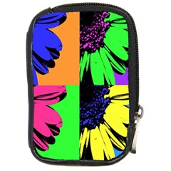 Flower Pop Sunflower Compact Camera Cases by Alisyart