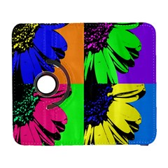 Flower Pop Sunflower Galaxy S3 (flip/folio) by Alisyart