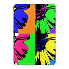 Flower Pop Sunflower Samsung Galaxy Tab Pro 12 2 Hardshell Case by Alisyart