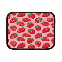 Fruit Strawbery Red Sweet Fres Netbook Case (small)  by Alisyart