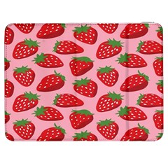Fruit Strawbery Red Sweet Fres Samsung Galaxy Tab 7  P1000 Flip Case