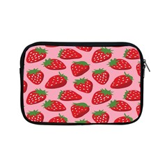 Fruit Strawbery Red Sweet Fres Apple Ipad Mini Zipper Cases by Alisyart