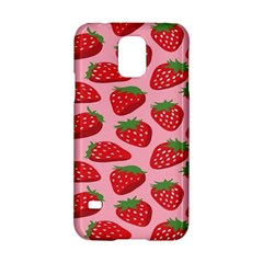 Fruit Strawbery Red Sweet Fres Samsung Galaxy S5 Hardshell Case