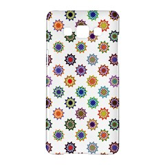 Flowers Color Artwork Vintage Modern Star Lotus Sunflower Floral Rainbow Samsung Galaxy A5 Hardshell Case  by Alisyart