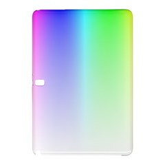 Layer Light Rays Rainbow Pink Purple Green Blue Samsung Galaxy Tab Pro 12 2 Hardshell Case by Alisyart