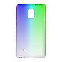 Layer Light Rays Rainbow Pink Purple Green Blue Galaxy Note Edge