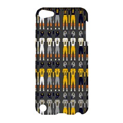 Football Uniforms Team Clup Sport Apple Ipod Touch 5 Hardshell Case by Alisyart