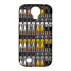 Football Uniforms Team Clup Sport Samsung Galaxy S4 Classic Hardshell Case (pc+silicone) by Alisyart