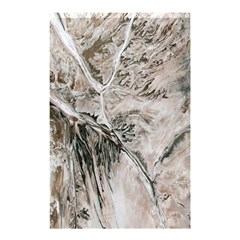 Earth Landscape Aerial View Nature Shower Curtain 48  X 72  (small)  by Simbadda