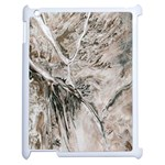 Earth Landscape Aerial View Nature Apple iPad 2 Case (White) Front