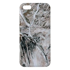 Earth Landscape Aerial View Nature Iphone 5s/ Se Premium Hardshell Case by Simbadda
