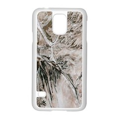 Earth Landscape Aerial View Nature Samsung Galaxy S5 Case (white) by Simbadda
