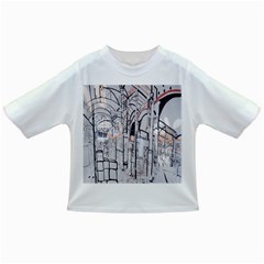 Cityscapes England London Europe United Kingdom Artwork Drawings Traditional Art Infant/toddler T Shirts by Simbadda