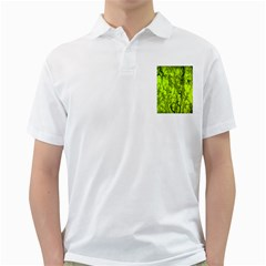 Concept Art Spider Digital Art Green Golf Shirts