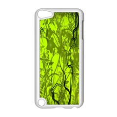 Concept Art Spider Digital Art Green Apple Ipod Touch 5 Case (white)