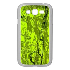 Concept Art Spider Digital Art Green Samsung Galaxy Grand Duos I9082 Case (white) by Simbadda
