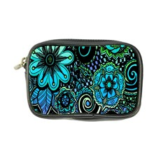Sun Set Floral Coin Purse