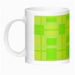 Pattern Night Luminous Mugs by Valentinaart