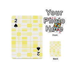 Pattern Playing Cards 54 (mini)  by Valentinaart