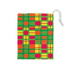 Pattern Drawstring Pouches (medium)
