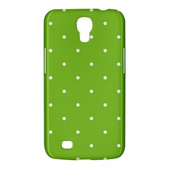 Mages Pinterest Green White Polka Dots Crafting Circle Samsung Galaxy Mega 6 3  I9200 Hardshell Case by Alisyart