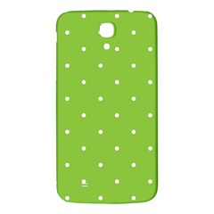 Mages Pinterest Green White Polka Dots Crafting Circle Samsung Galaxy Mega I9200 Hardshell Back Case by Alisyart