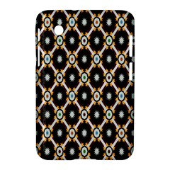 Flower Floral Line Star Sunflower Samsung Galaxy Tab 2 (7 ) P3100 Hardshell Case  by Alisyart