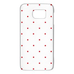 Mages Pinterest White Red Polka Dots Crafting Circle Galaxy S6