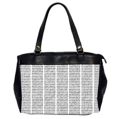 Methods Compositions Detection Of Microorganisms Cells Office Handbags (2 Sides)