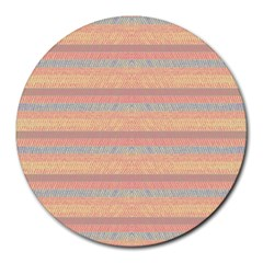 Lines Round Mousepads by Valentinaart