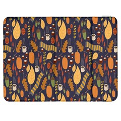 Macaroons Autumn Wallpaper Coffee Samsung Galaxy Tab 7  P1000 Flip Case