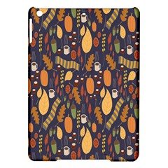 Macaroons Autumn Wallpaper Coffee Ipad Air Hardshell Cases by Alisyart
