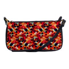 Modern Graphic Shoulder Clutch Bags by Alisyart