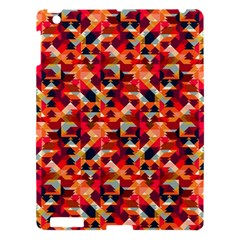 Modern Graphic Apple Ipad 3/4 Hardshell Case