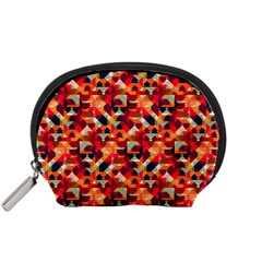 Modern Graphic Accessory Pouches (small)  by Alisyart