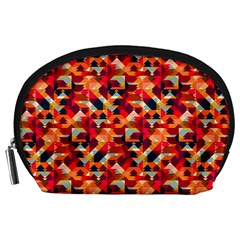 Modern Graphic Accessory Pouches (large)  by Alisyart