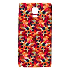 Modern Graphic Galaxy Note 4 Back Case