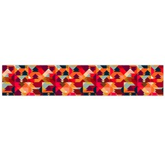 Modern Graphic Flano Scarf (large) by Alisyart