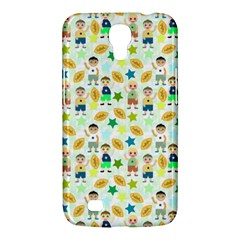 Kids Football Sport Ball Star Samsung Galaxy Mega 6 3  I9200 Hardshell Case by Alisyart