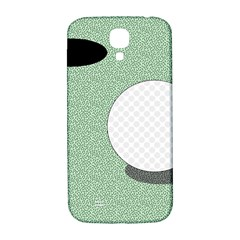 Golf Image Ball Hole Black Green Samsung Galaxy S4 I9500/i9505  Hardshell Back Case by Alisyart