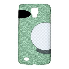 Golf Image Ball Hole Black Green Galaxy S4 Active by Alisyart