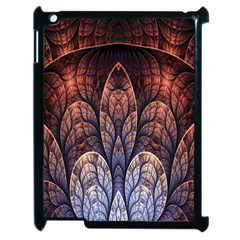 Abstract Fractal Apple Ipad 2 Case (black) by Simbadda