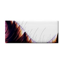 Abstract Lines Cosmetic Storage Cases by Simbadda