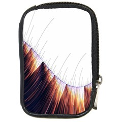 Abstract Lines Compact Camera Cases by Simbadda