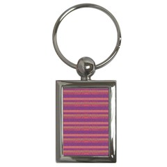 Lines Key Chains (rectangle)  by Valentinaart