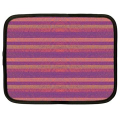 Lines Netbook Case (xl)  by Valentinaart