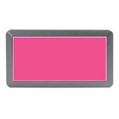 Pink Yellow Scallop Wallpaper Wave Memory Card Reader (mini) by Alisyart