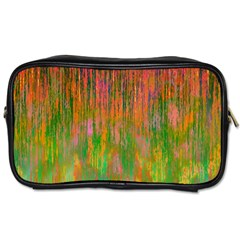 Abstract Trippy Bright Melting Toiletries Bags by Simbadda