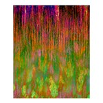 Abstract Trippy Bright Melting Shower Curtain 60  x 72  (Medium)  54.25 x65.71  Curtain